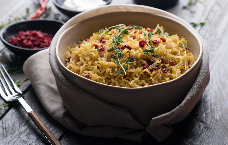 Iranni Rice Pilaf